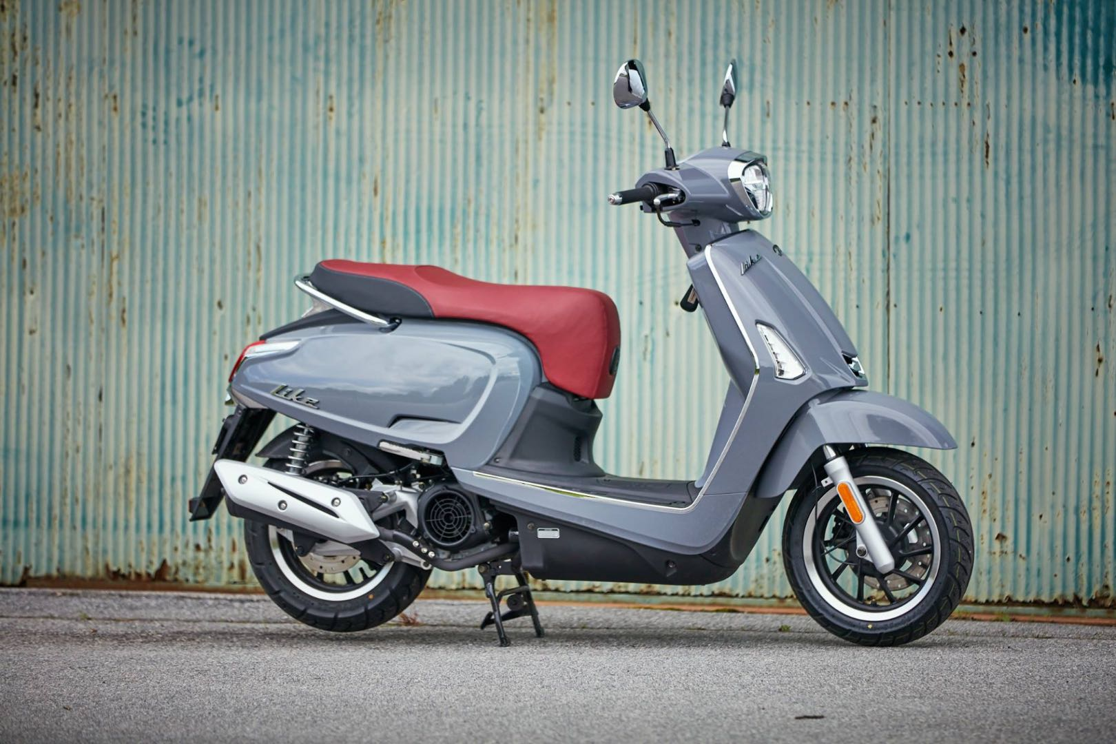 Kymco Like 150i ABS Wear Ring Recall