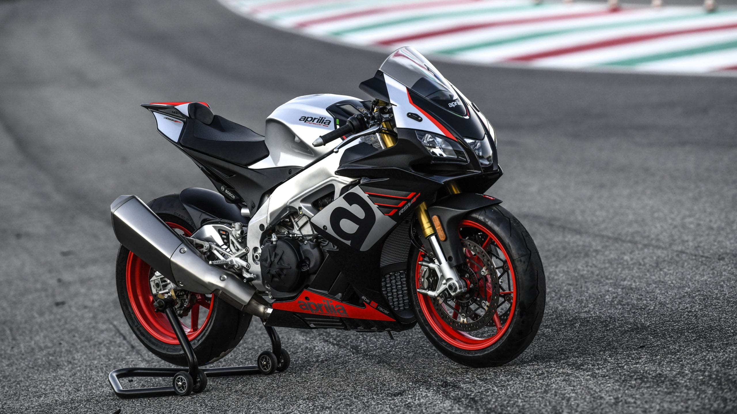 Aprilia brake pad backing plate recall