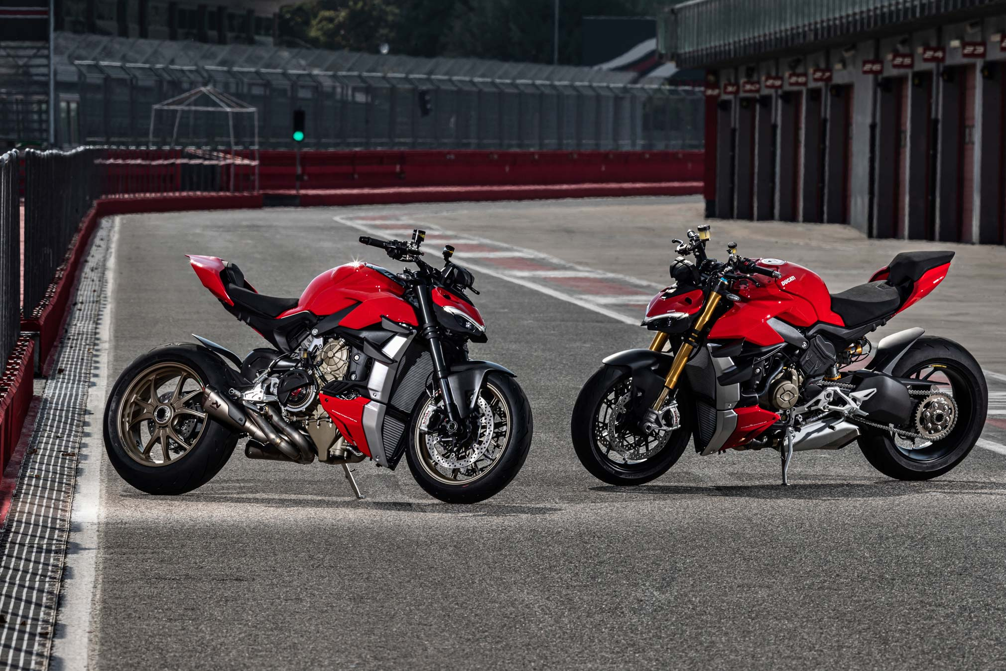 2021 Ducati Streetfighter V4 Flywheel Recall