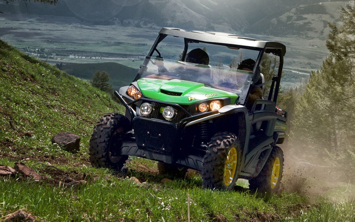 John Deere Gator 590i UTV Throttle Cable Recall Alert