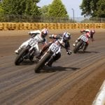 AMA American Flat Track Series Race
