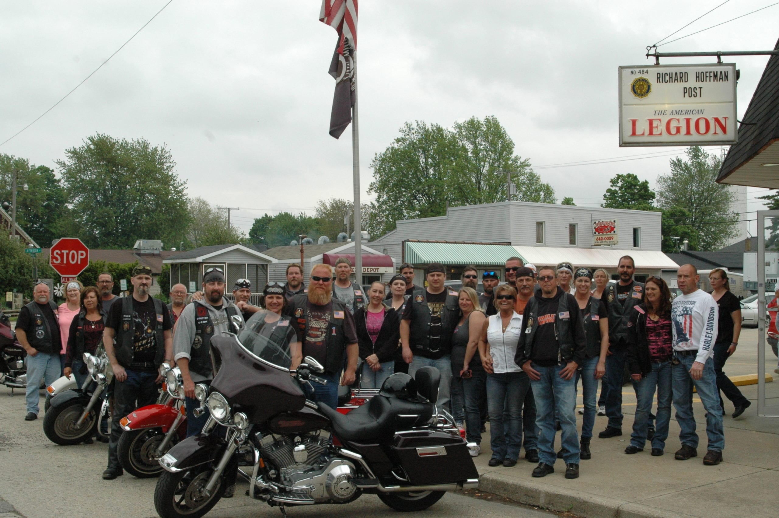 American Legion Riders Veterans Charity Ride