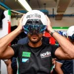 Aprilia Racing Virtual Reality Mechanic Smart Helmet