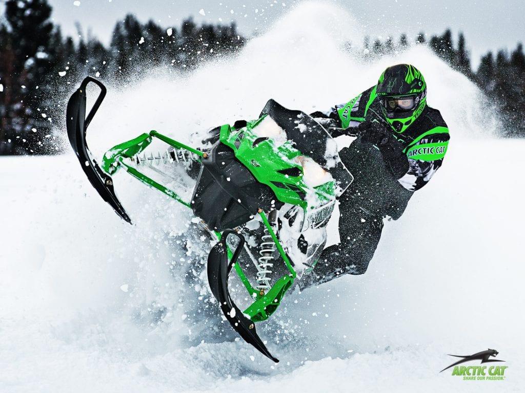 Fuel For  Arctic Cat
