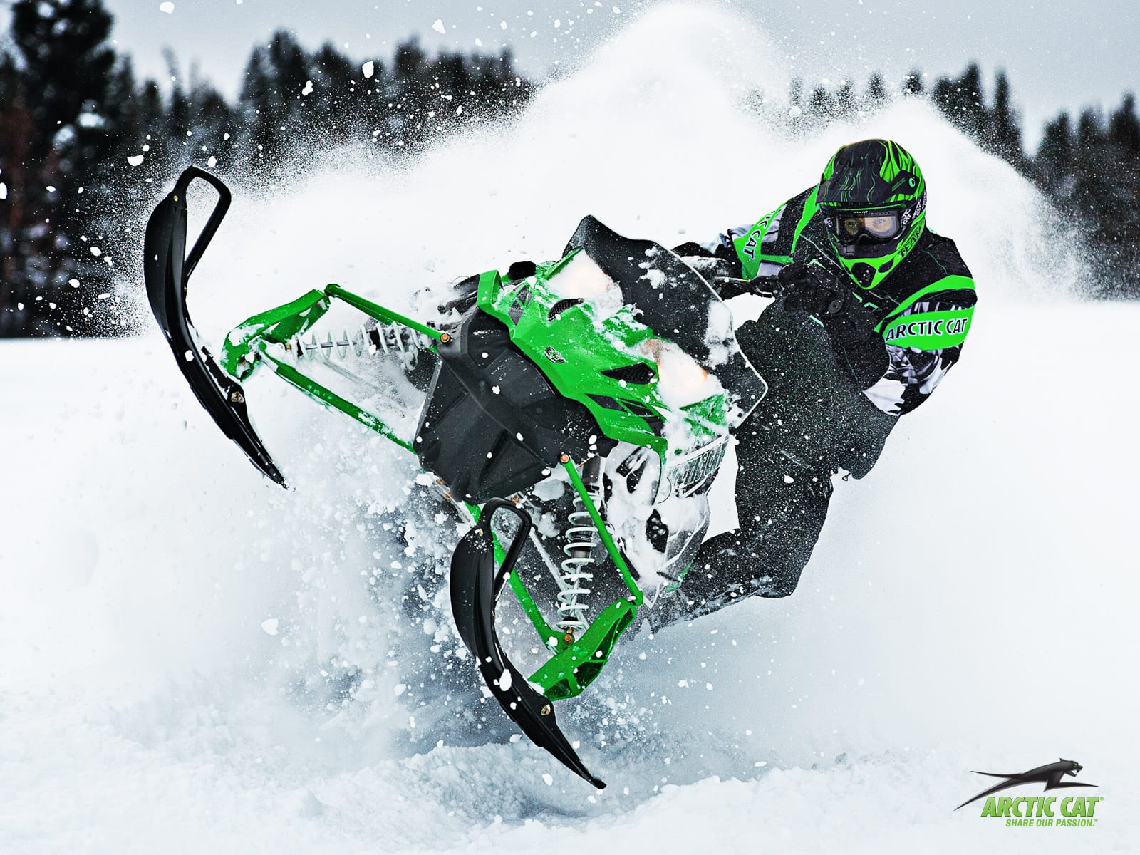 Arctic Cat Snowmobile Models