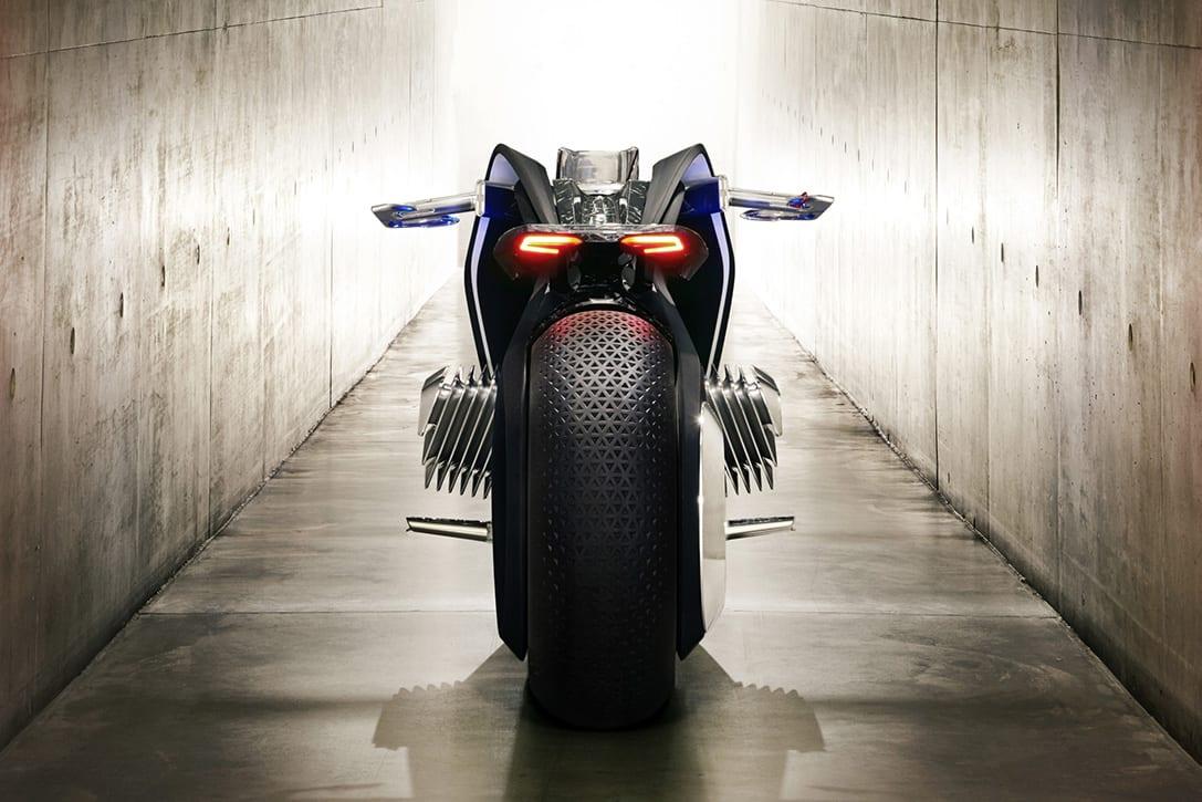 BMW Motorrad Self-Balancing Concept Bike