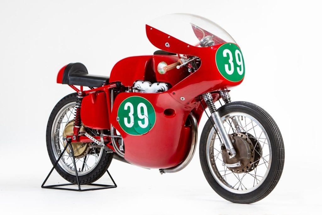 Rare Benelli Bikes for sale at Bonham's Auction
