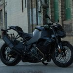 Erik Buell Racing Motorcycles Black Lightning 1190