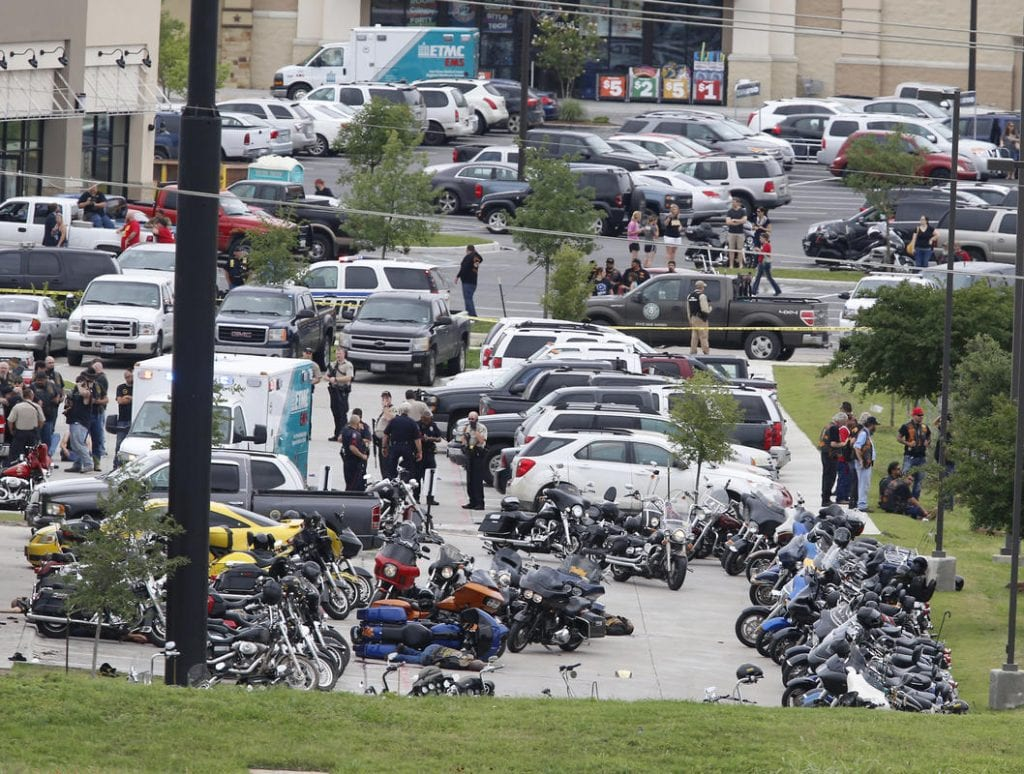 Motorcycle Brawl at Long Island Classic Car Show