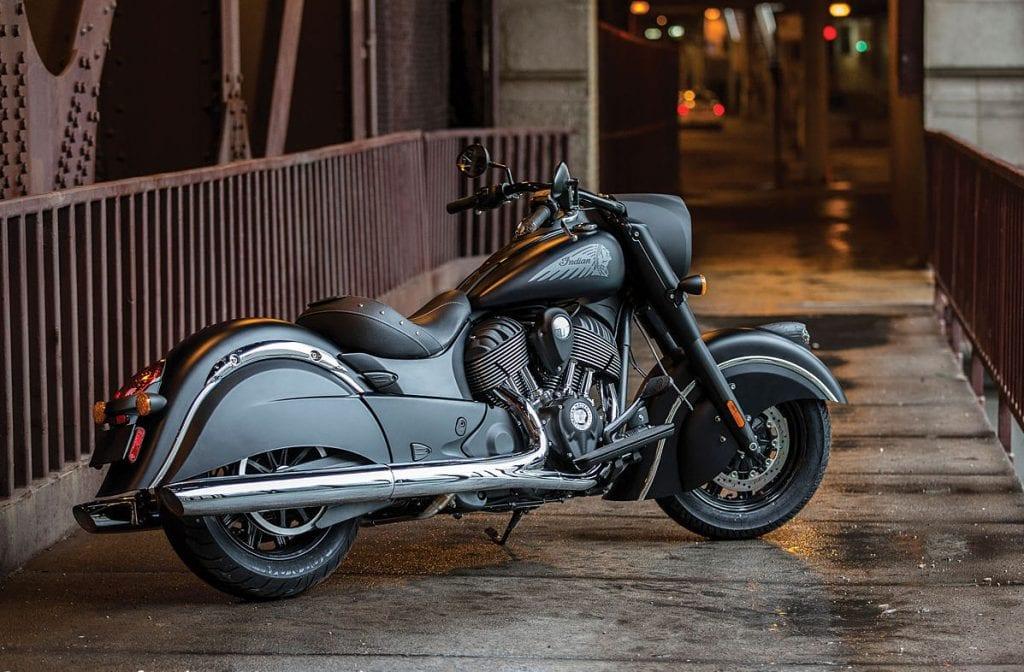 Indian Motorcycles Fuel Rail Leak Recall