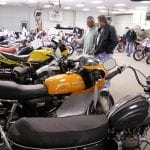 Mecum Vintage Motorcycle Auction in Las Vegas