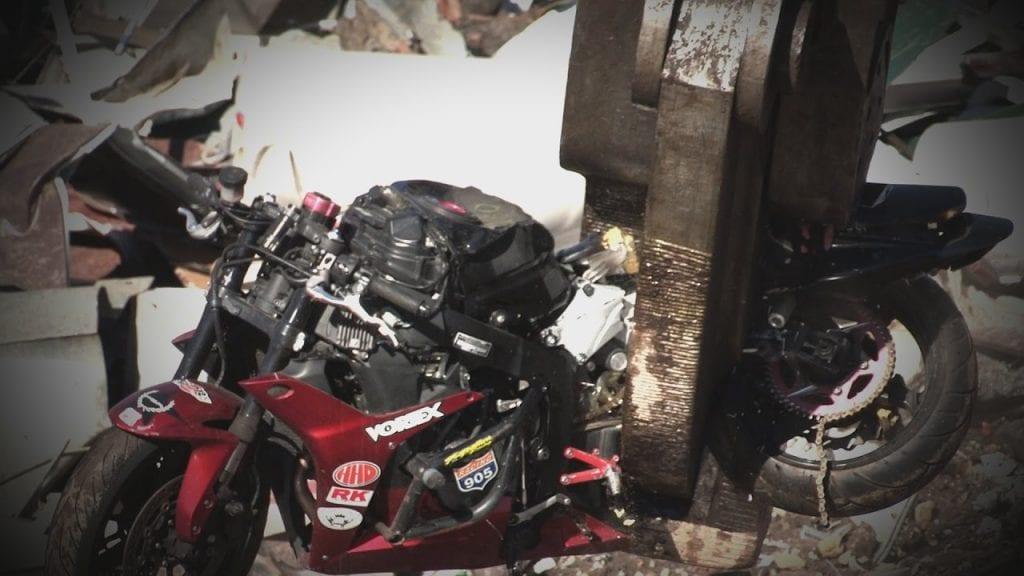 Denver Police Use Public Nuisance Abatement Law to seize & destroy motorcycles