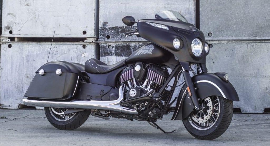 Indian Motorcycle Fire Hazard Recall