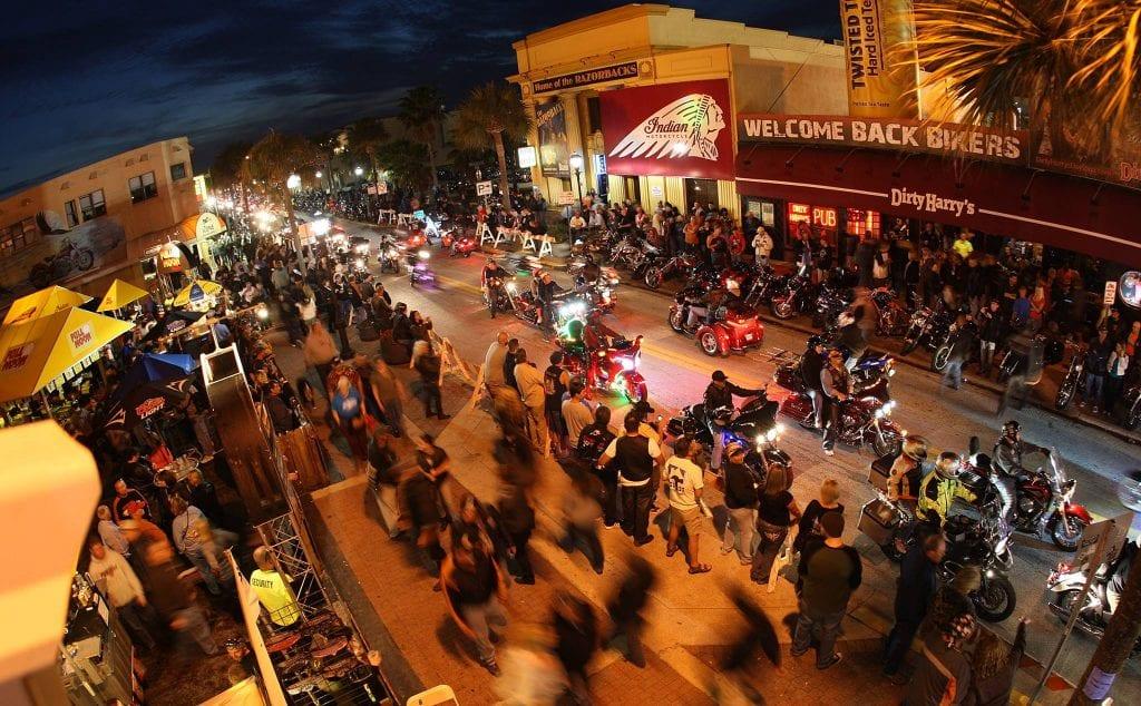 Daytona Beach FL Bike Week 2017 Kicks off Today