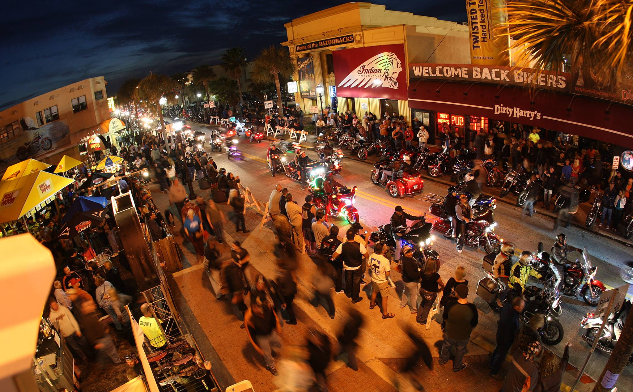 Daytona Beach FL Bike Week 2017 Kicks off Today