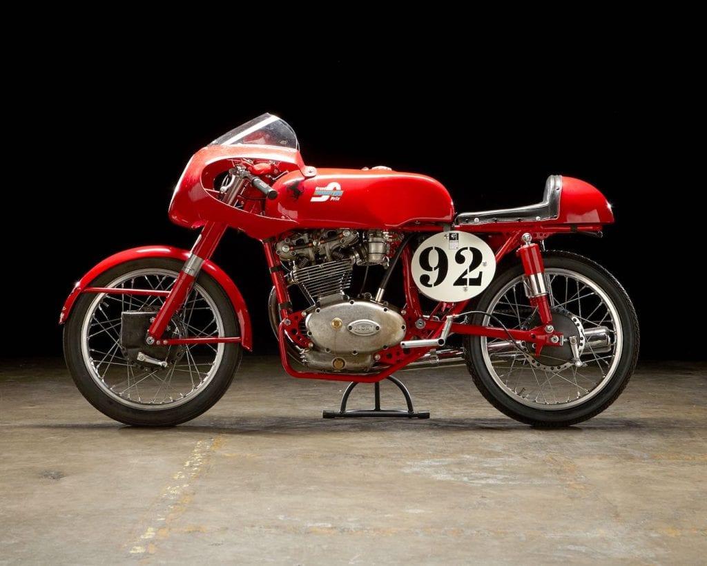 38 Ducati's to be Auction at Bonhams Las Vegas in January 2017