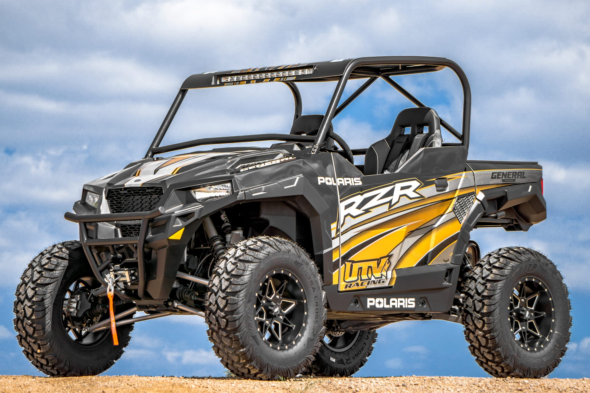 Polaris Recalls 13,500 RZR and General ROVs