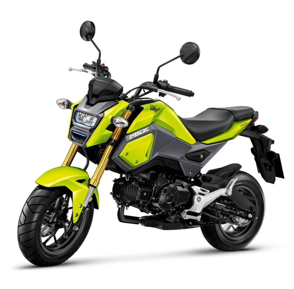 Redesigned 2017 Honda Grom 125cc Motorcycle Vin Check