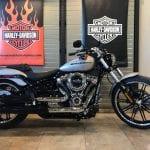 Harley-Davidson Motorcycle Brake Recall Notice