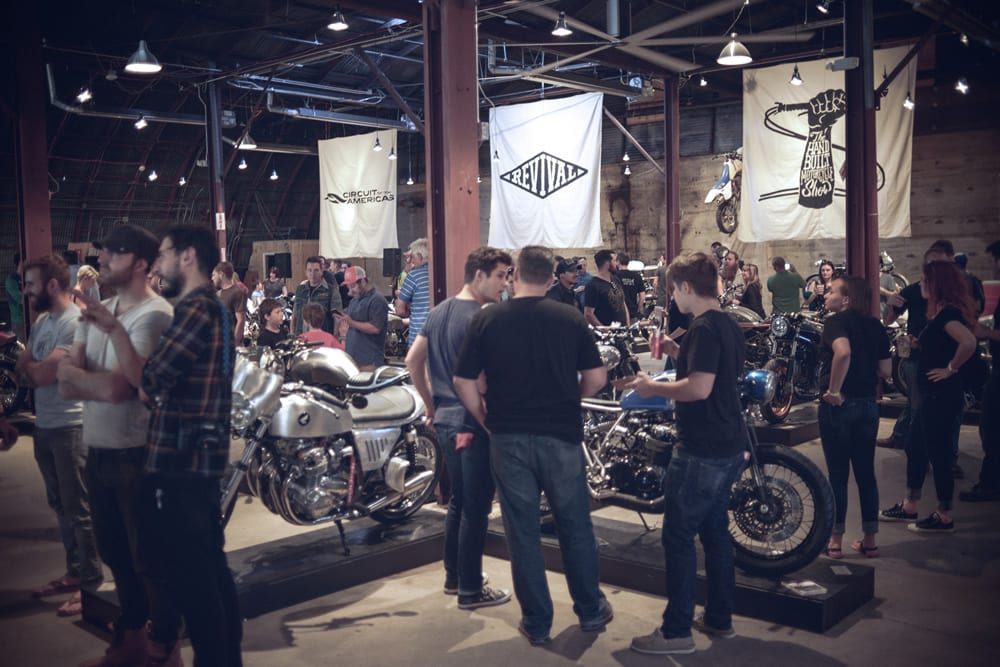 2017 HandBuilt Motorcycle Show Kicks off Today in Austin Texas