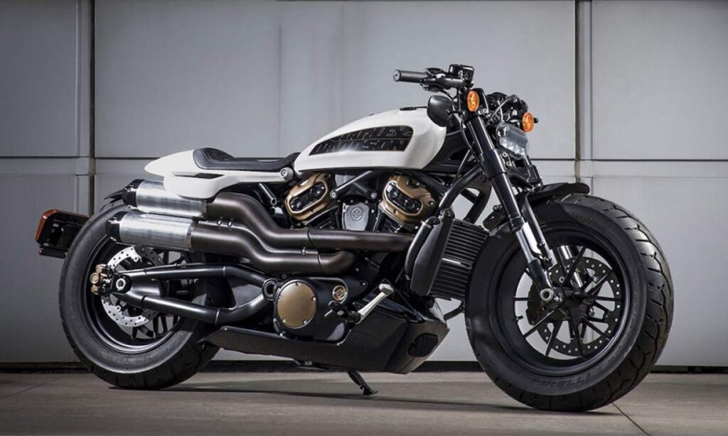 Harley-Davidson Headlight Assembly Recall Softail