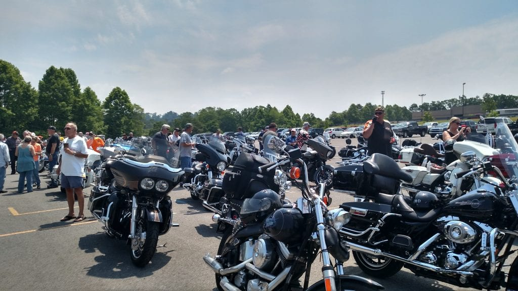 5th Annual Heroes Ride Car and Motorcycle Show