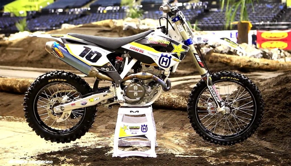 Husqvarna Factory Racing