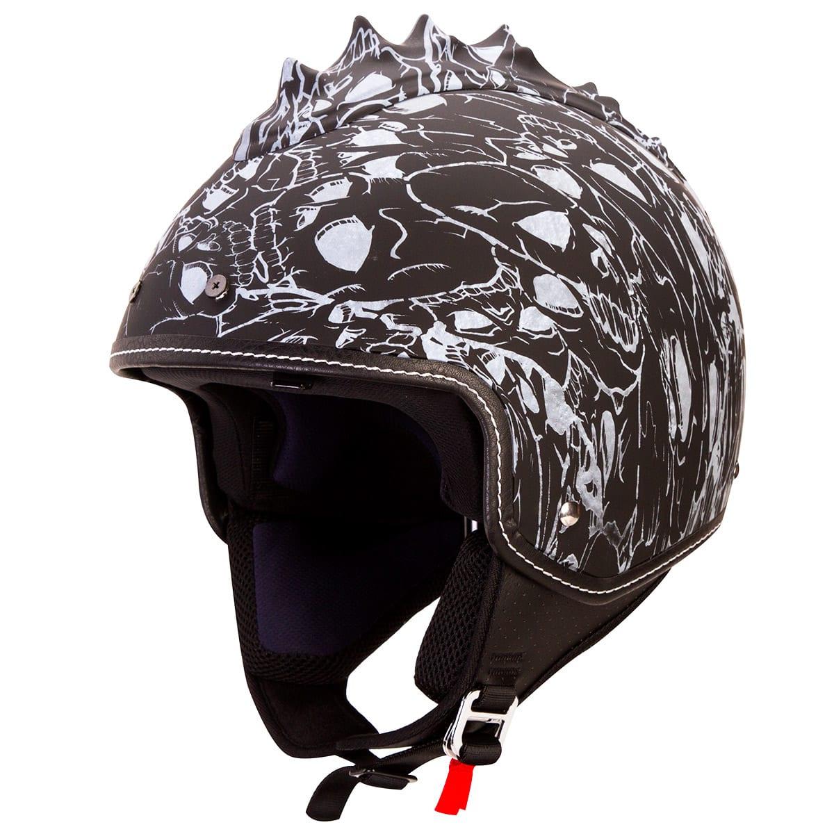 Ivolution IV2 JX Sky Helmet Recall