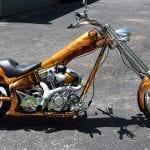 Stolen Iron Horse Motorcycle