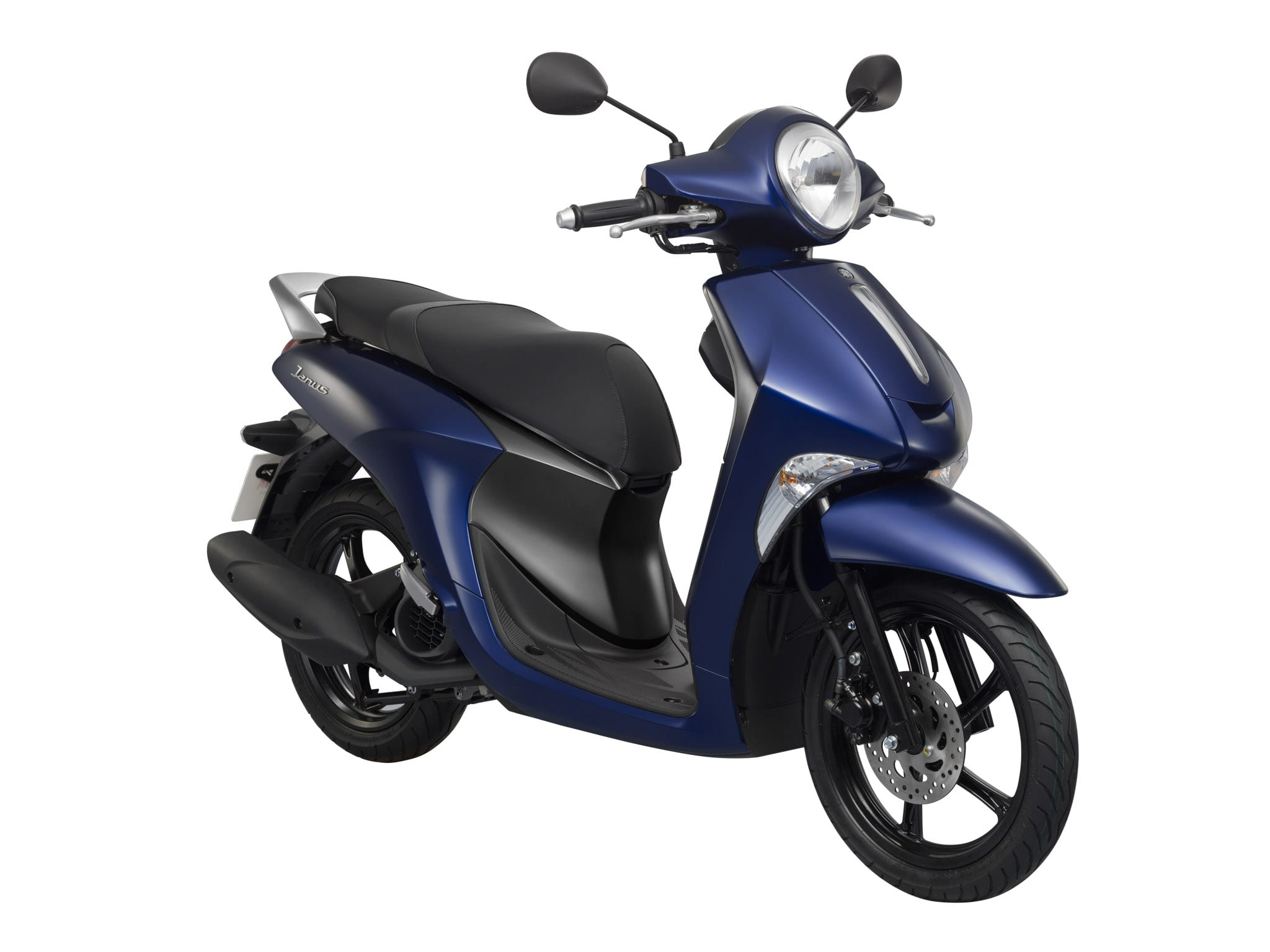 Yamaha Scooter Idle Stop Technology