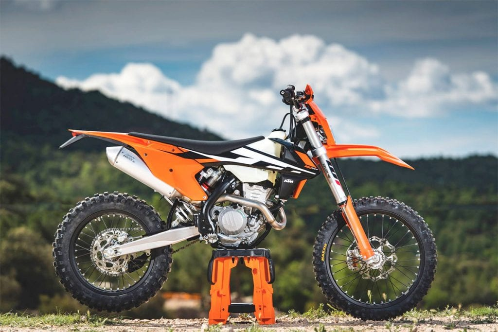 KTM Husqvarna Competition Motorcycle Recall