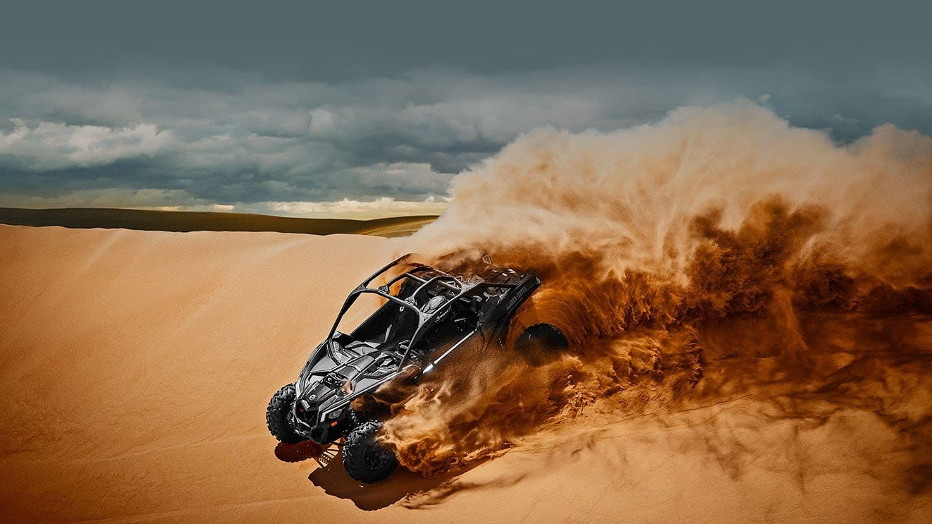 Bombardier Can Am Maverick X3 Steering Recall