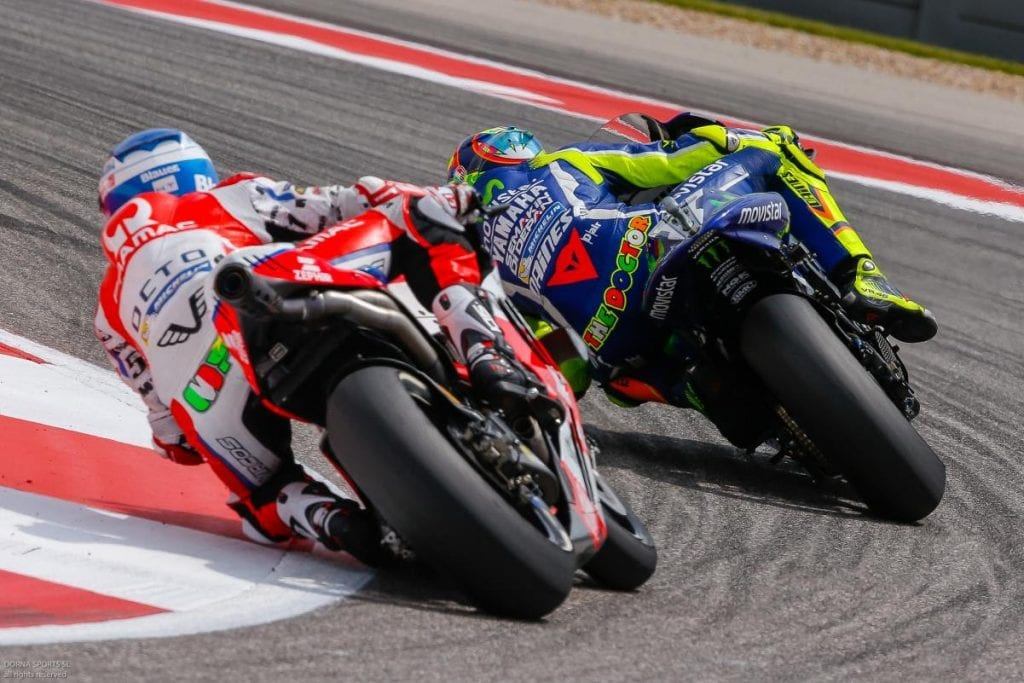 MotoGP Round 3 April 21 - 23 at Circuit of Americas in Austin Texas