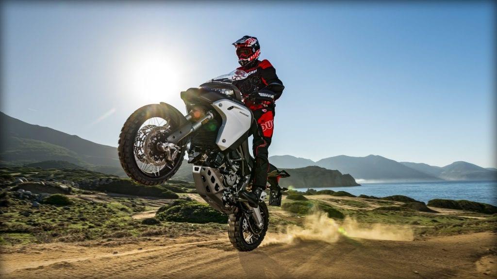Ducati Multistrada 1200 Enduro Rear Shock Absorber Recall Notice