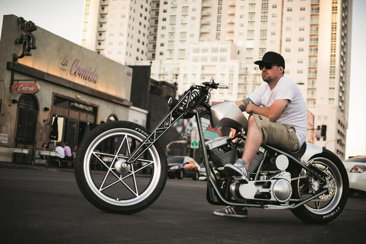 New King of Custom Motorcycle Builders Named