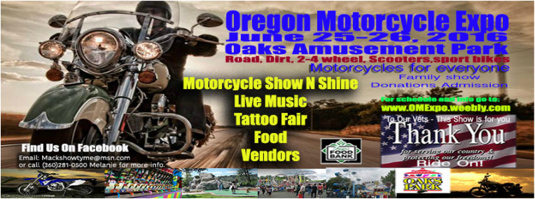 Oregon Motorcycle Expo