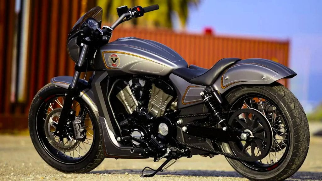 Victory Octane Motorcycle Custom Build Contest