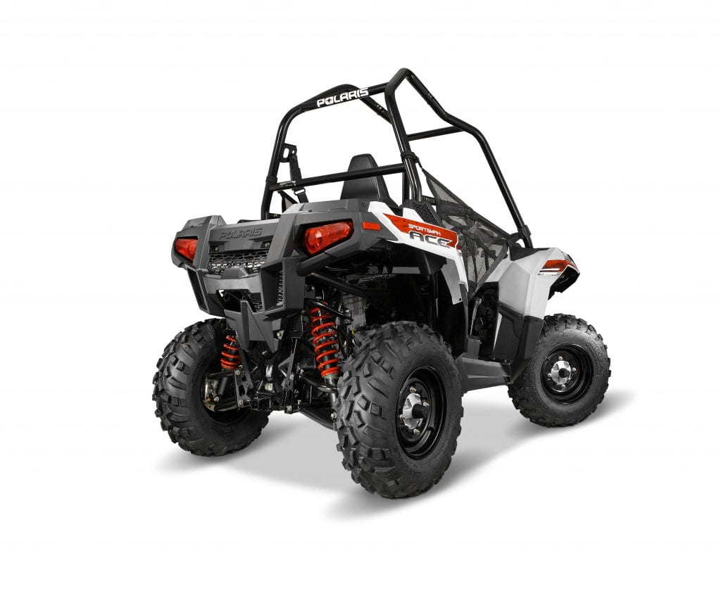 2014-2016 Polaris Ace 325 Exhaust Header Pipe Recall Notice