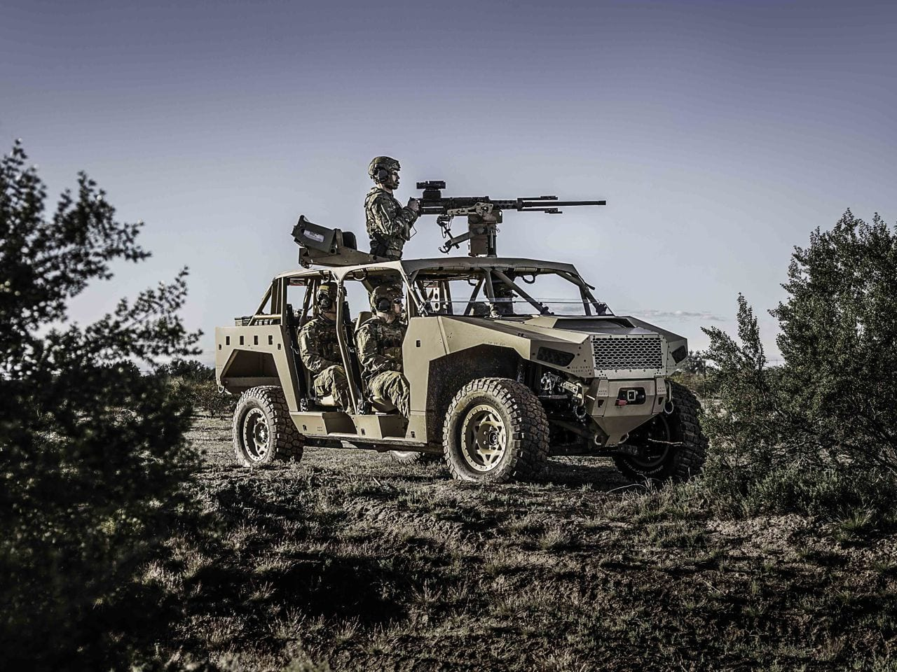 Polaris Wins $20M Canadian Special Forces Contract