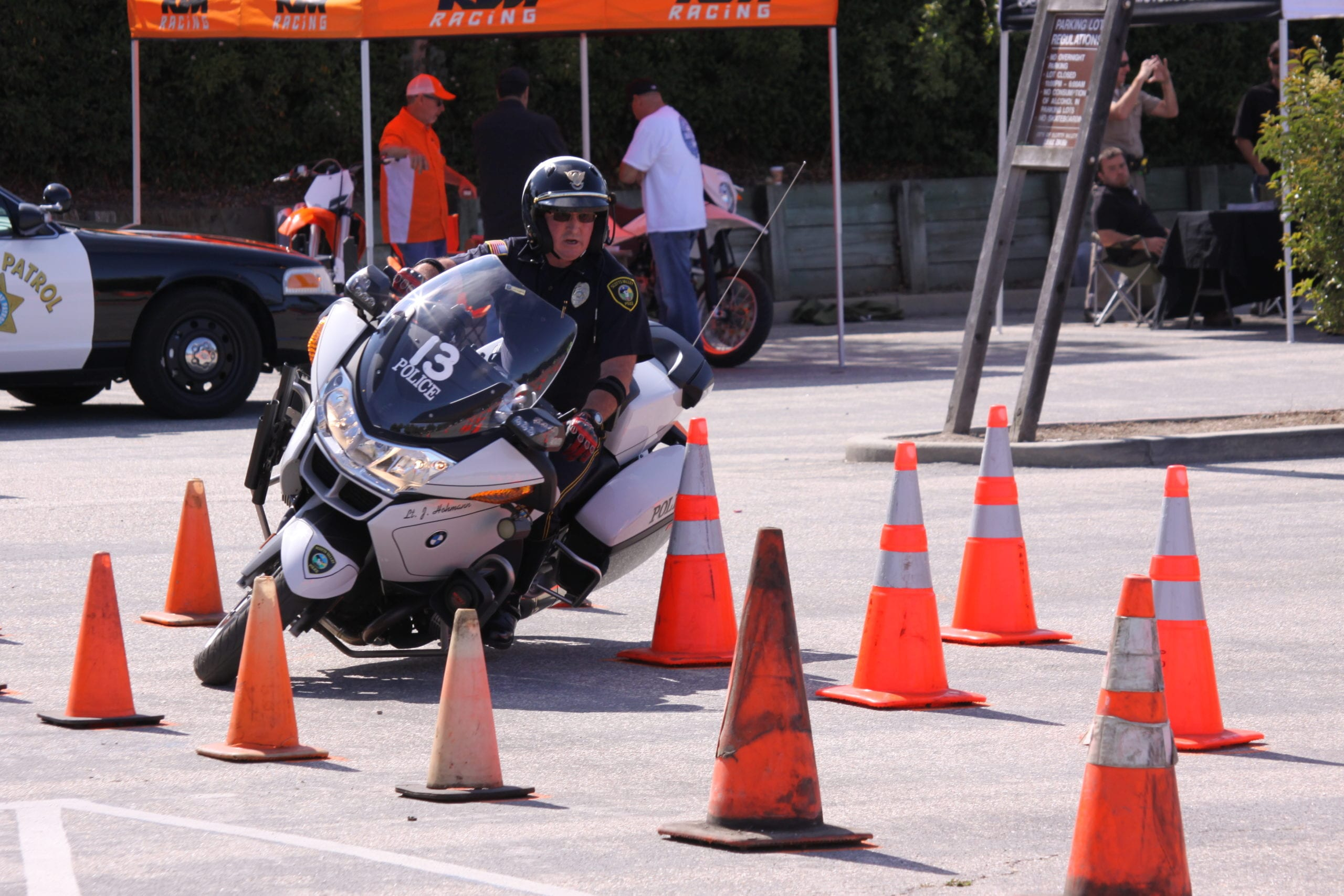 Harley Night Train >> NC Police to Offer Free Motorcycle Classes | CycleVin