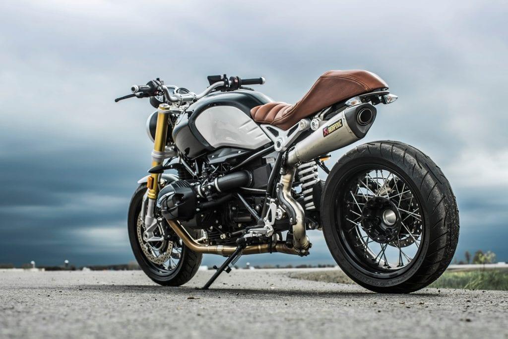 BMW R Nine T Motorcycle Recall