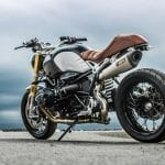 BMW R Nine T Motorcycle Recall