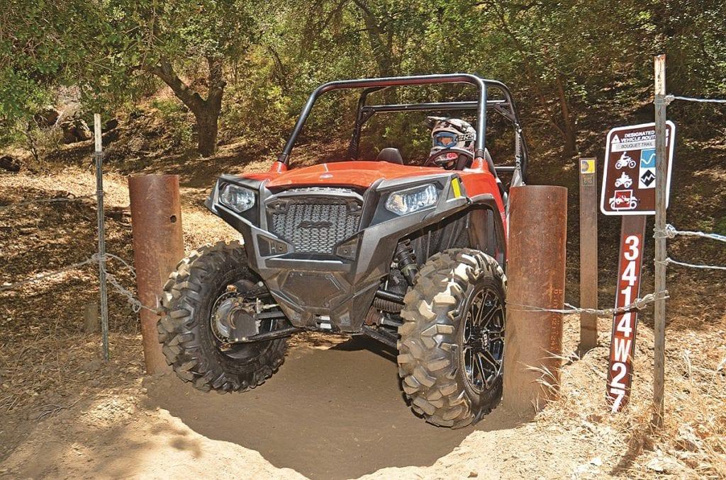 Polaris RZR 570 EPS Front Brake Recall Alert
