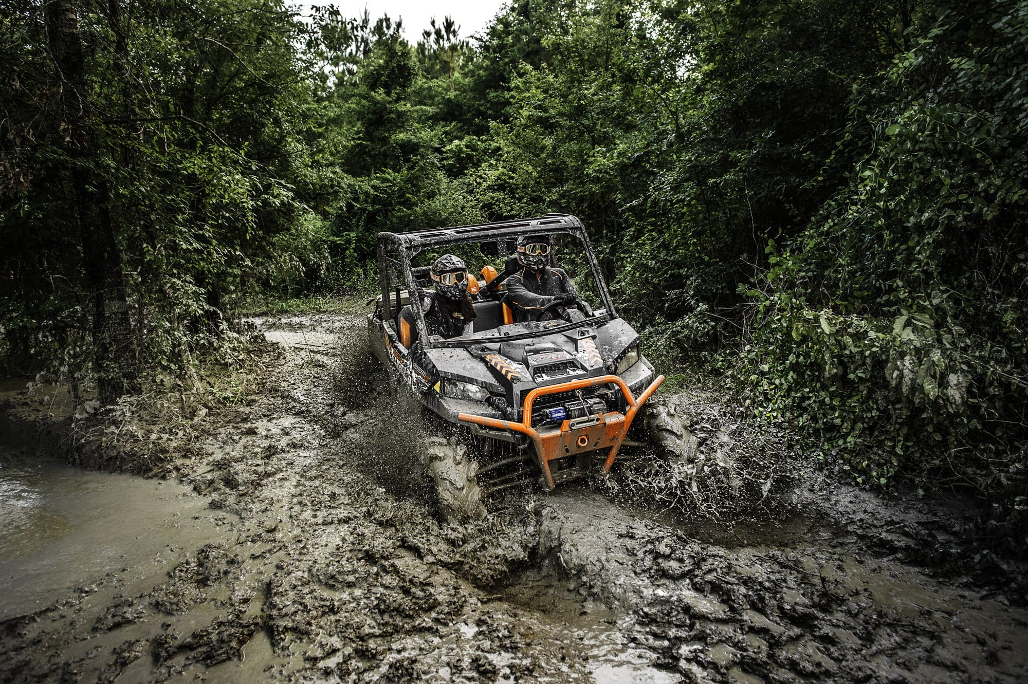 Polaris Ranger 900 XP ROVs Under Recall