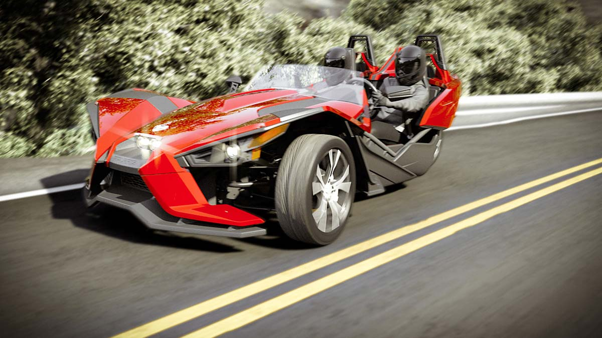 Costco Auto Program Polaris Slingshot