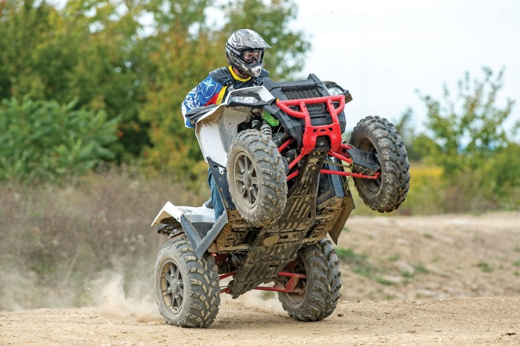 2017 Polaris Sportsman Scrambler ATVs Electronic Power Steering Recall