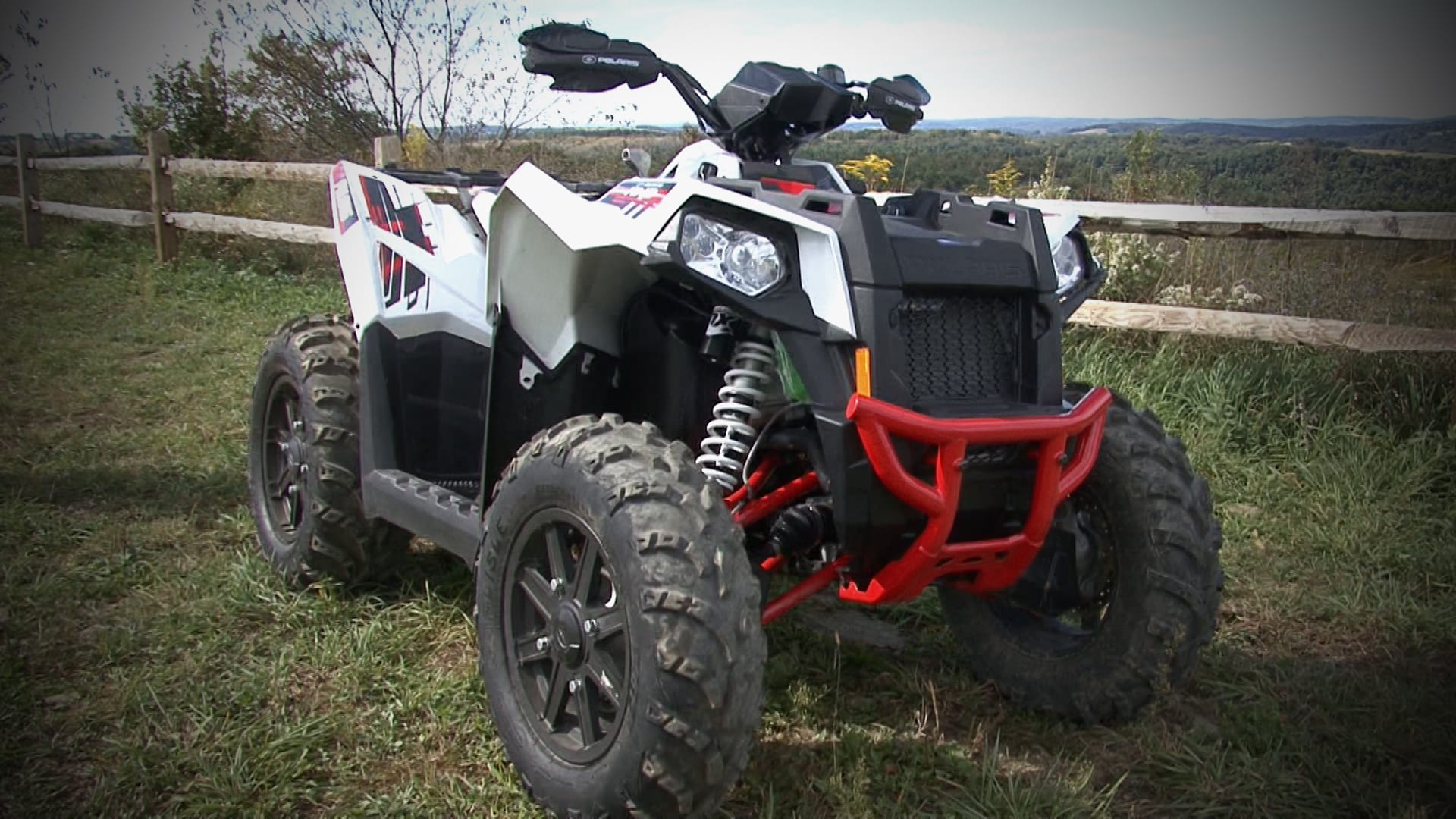 2014- 2017 Polaris Scrambler XP 1000 Throttle Release Switch Recall Alert