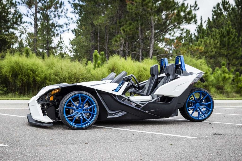 Polaris Issues Another Slingshot SwingArm Recall