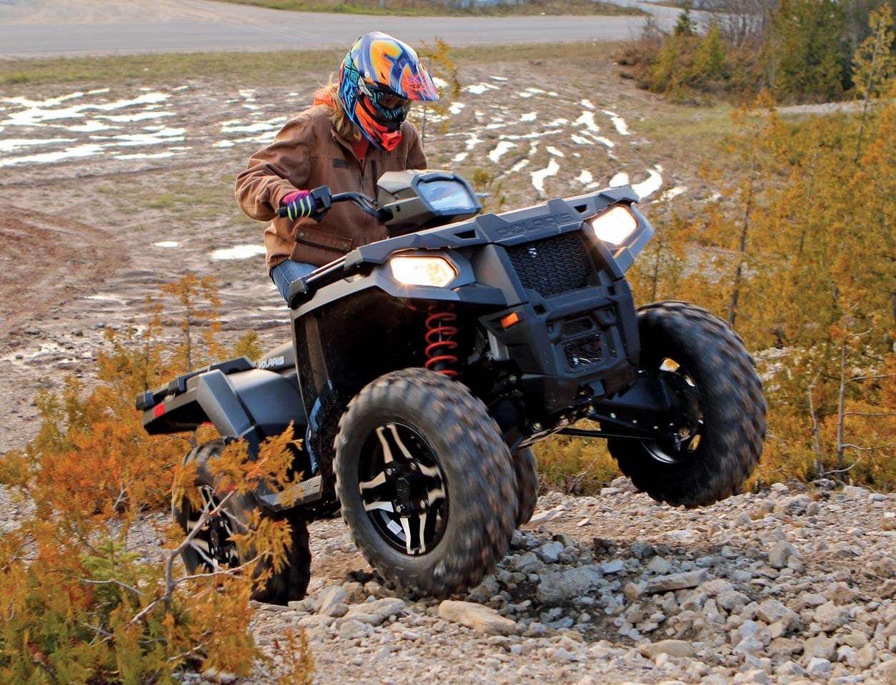 Polaris Sportsman 570 ATV Fuel Rail Recall