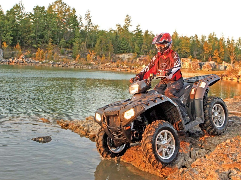 Polaris Sportsman Burn & Fire Hazard Recall